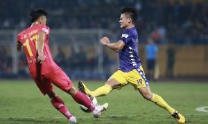 Quang Hải giúp Hà Nội nuôi tiếp hy vọng ở V-League