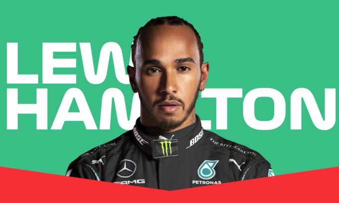 Lewis Hamilton vĩ đại thế nào trong F1