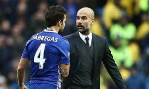 Fabregas thất vọng với Guardiola