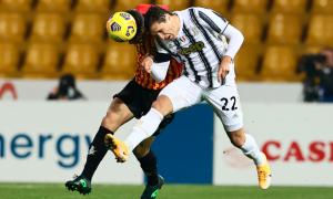 Juventus hòa khi vắng Ronaldo