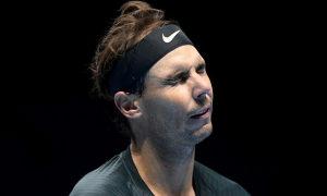 HLV vẫn tiếc vì Nadal không vô địch ATP Finals