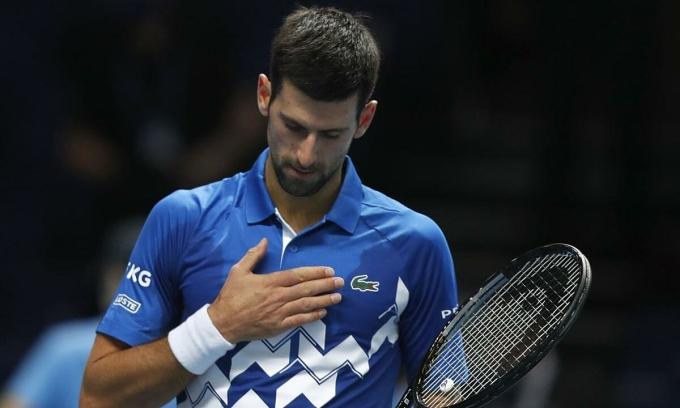 Gilles Simon: 'Federer, Nadal khéo hơn Djokovic'