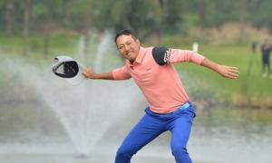 Hồng Giang vô địch FLC Vietnam Masters
