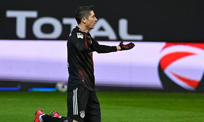 Union Berlin 1-1 Bayern