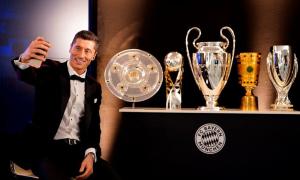 Lewandowski - vinh quang cho kẻ không từ bỏ