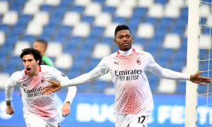 Sassuolo 1-2 Milan