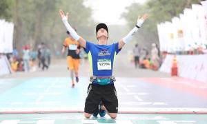 Cuộc đua marathon giàu cảm xúc trên đất Huế