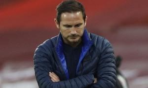 Lampard bị châm chọc nhiều nhất Ngoại hạng Anh
