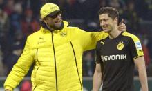 Lewandowski mất nhiều tiền cược cho Klopp