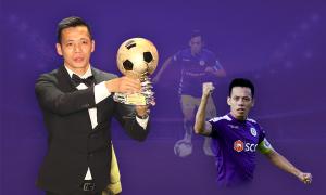 Nguyễn Văn Quyết - chiến binh bền bỉ ở V-League