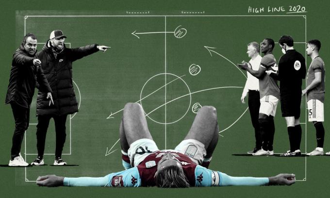 Covid-19 thay đổi chiến thuật bóng đá thế nào
