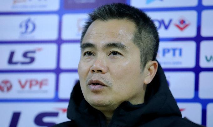 HLV Hà Tĩnh: 'Tôi đã thua trận đấu điên rồ nhất sự nghiệp'