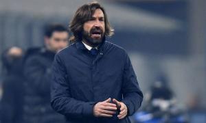Pirlo: 'Không thể ngờ Juventus tệ như thế'