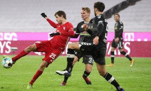 Bayern 2-1 Freiburg