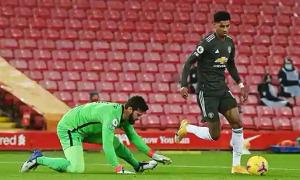 Trò chơi chuyển trạng thái của Man Utd