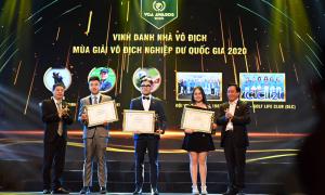 Hiệp hội Golf Việt Nam trao VGA Awards