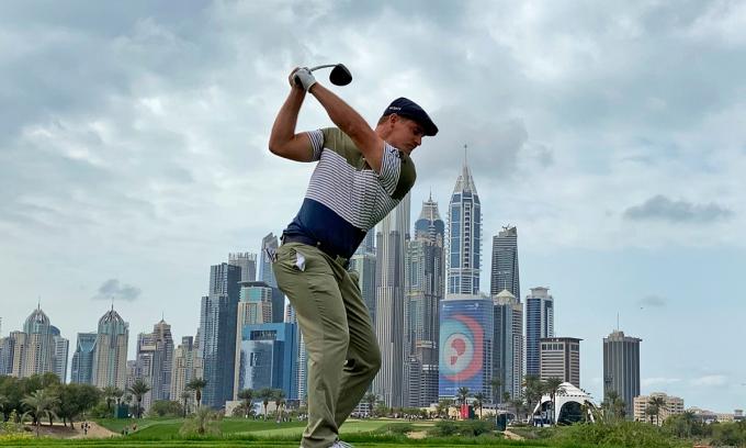 Golfer U30 áp đảo top 10 thế giới