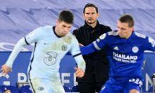 Lampard: 'Cầu thủ Chelsea không làm được những điều tối thiểu'