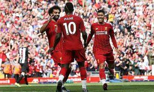 Carragher: 'Liverpool nên ngừng dùng Firmino'