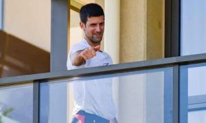 Djokovic: 'Tôi không thích hưởng các đặc quyền'