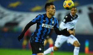 Inter lỡ cơ hội bắt kịp Milan