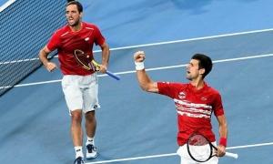 Đồng hương của Djokovic hối hận vì dự Australia Mở rộng