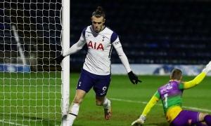 Wanderers 1-4 Tottenham