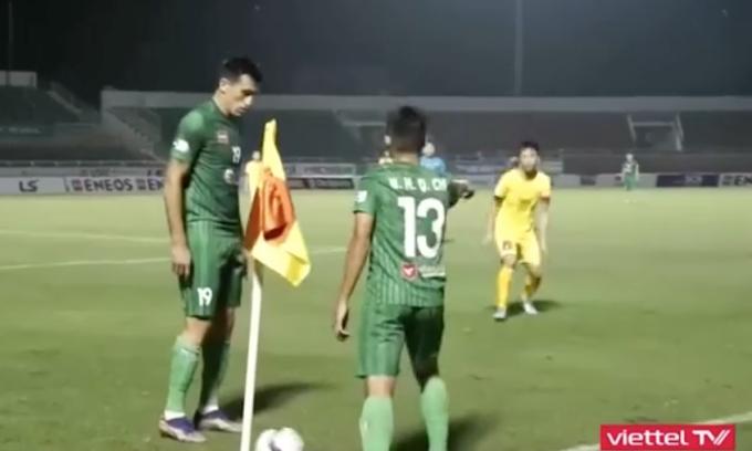 Sài Gòn 1-0 SLNA