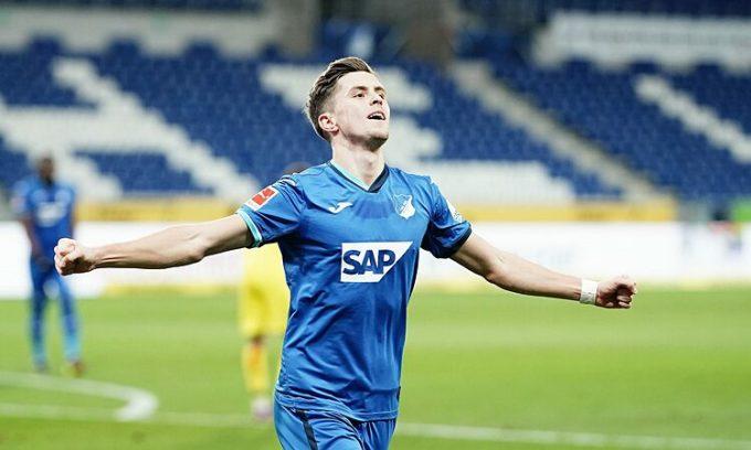 Top 5 bàn thắng ở vòng 18 Bundesliga