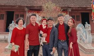 Quang Hải, Phan Văn Đức du xuân