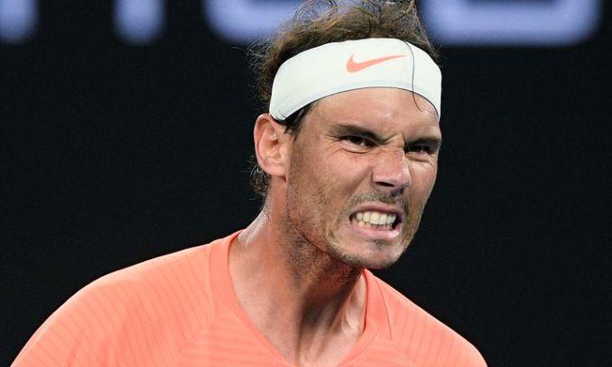 Nadal vào vòng bốn Australia Mở rộng