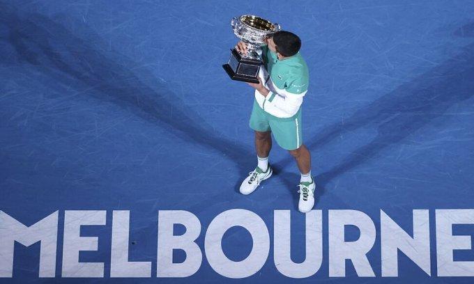 Djokovic vô địch Australia Mở rộng 2021