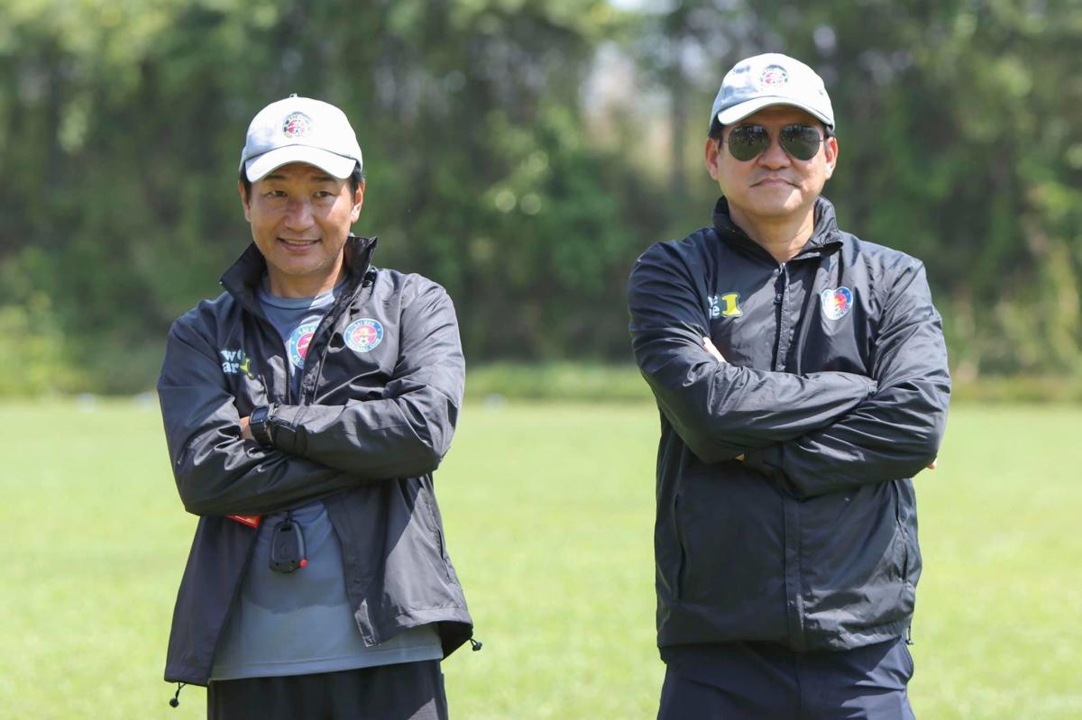 Ông Vũ Tiến Thành thôi huấn luyện Sài Gòn FC
