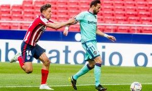 Atletico hụt hơi ở La Liga
