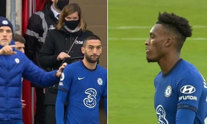 Cầu thủ Chelsea bị thay ra 'vì thái độ'