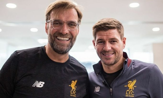 Liverpool nhắm Gerrard thay Klopp
