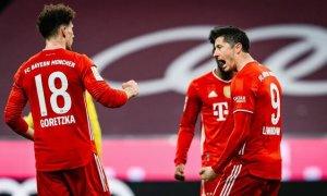 Bayern 4-2 Dortmund