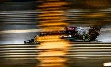 Hamilton về nhất Grand Prix Bahrain