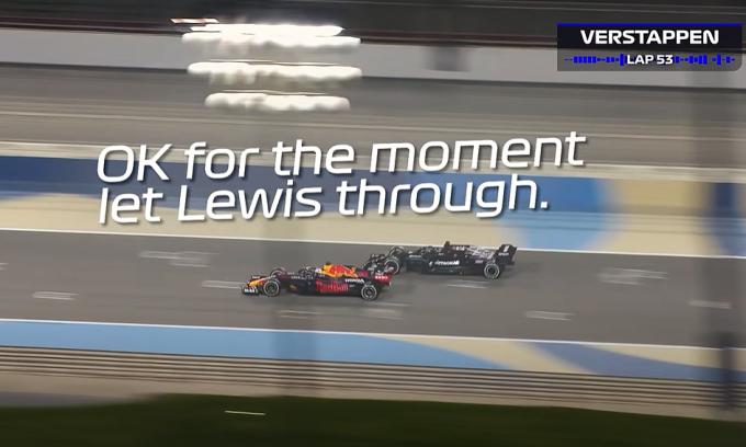 Các tay đua đàm thoại thế nào ở chặng Bahrain