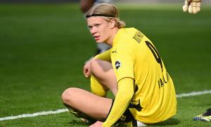 Dortmund và nỗi lo lớn hơn cả tương lai của Haaland
