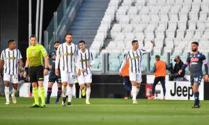 Juventus 2-1 Napoli