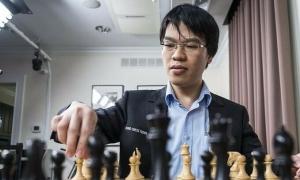 Quang Liêm dự giải của Vua cờ Carlsen
