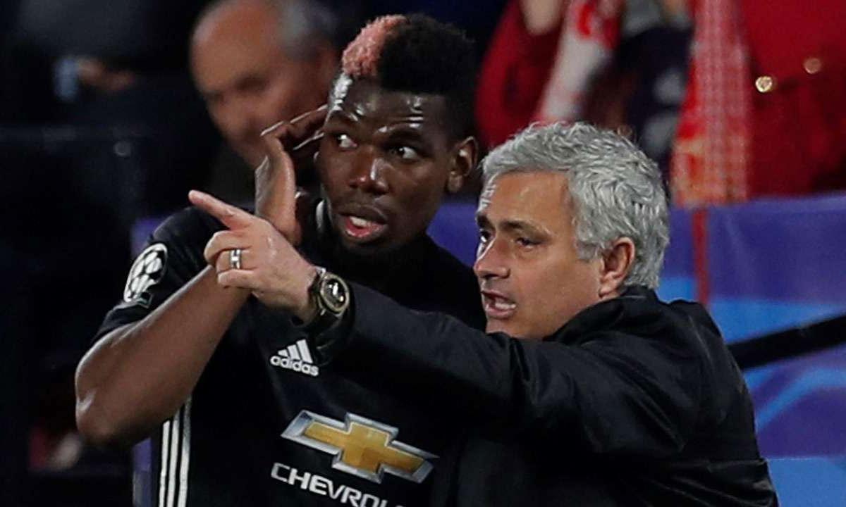 Pogba: 'Mourinho chống lại cầu thủ'