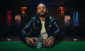 Neymar nuôi mộng chơi poker nhà nghề