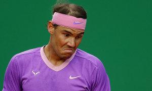 Nadal: 'Cú giao bóng của tôi là thảm họa'