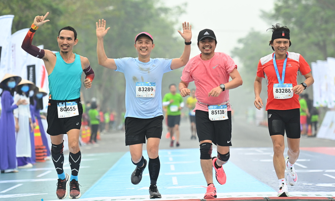 Những cách giúp runner tăng sức bền