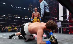 Youtuber Mỹ hạ knock-out cựu vô địch MMA sau gần hai phút