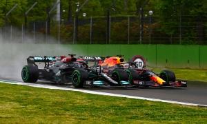 Verstappen về nhất tại Grand Prix Italy