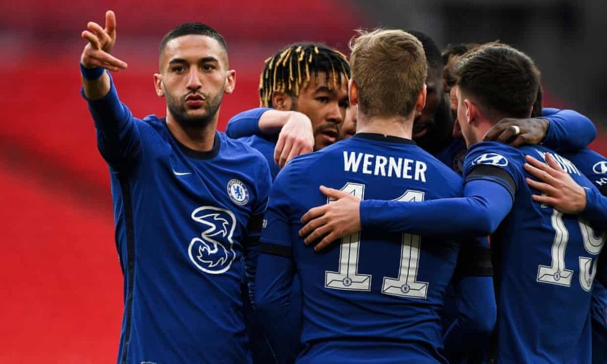 Chelsea loại Man City khỏi Cup FA