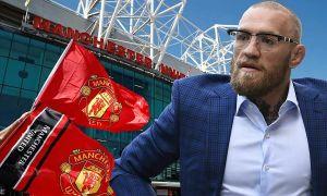 McGregor muốn mua lại Man Utd